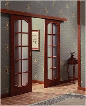 Материалы, используемые при производстве дверей